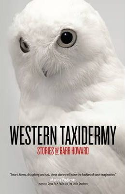 Western Taxidermy Cover Image