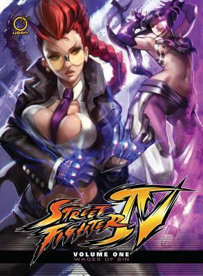 Street Fighter IV: Street Fighter IV Volume 1: Wages of Sin Wages of Sin Volume 1