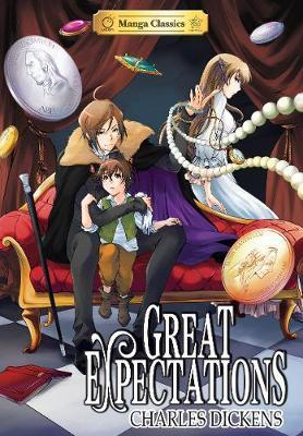 Manga Classics: Great Expectations Softcover: Great Expectations