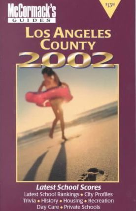McCormack's Guides Los Angeles County 2002