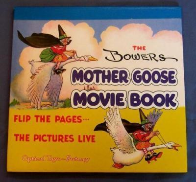 The Bowers Mother Goose Movie Book