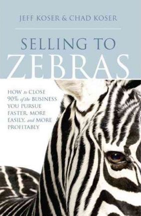 Selling to Zebras Cover Image