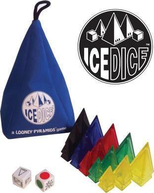 Icedice: Looney Pyramids Game