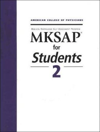 Mksap for Students 2
