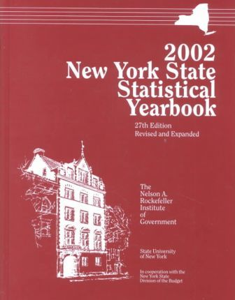 New York State Statistical Yearbook 2002