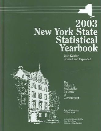New York State Statistical Yearbook 2003