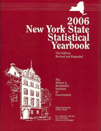 New York State Statistical Yearbook 2006