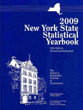 New York State Statistical Yearbook 2009