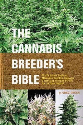 The Cannabis Breeder's Bible Cover Image