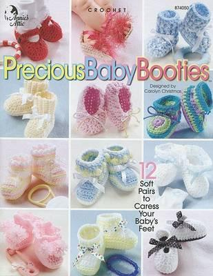 Precious Baby Booties Cover Image
