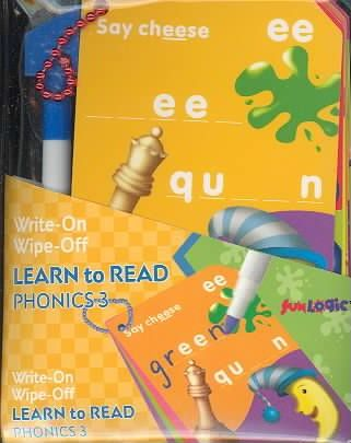Learn to Read Phonics 3