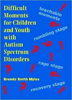 Difficult Moments for Children and Youth with Autism