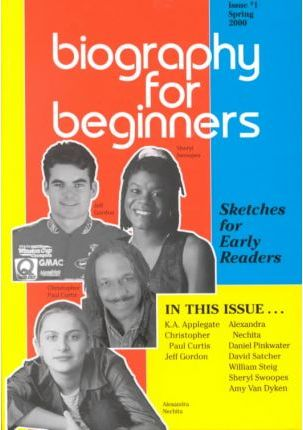 Biography for Beginners Spring 2000