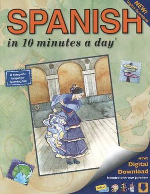 Spanish in 10 Minutes a Day : New Digital Download