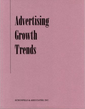 Advertising Growth Trends 2008