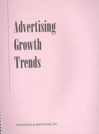 Advertising Growth Trends 2009