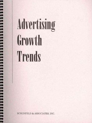 Advertising Growth Trends 2010