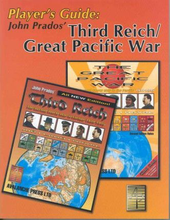 Third Reich Great Pacific War Player's Guide
