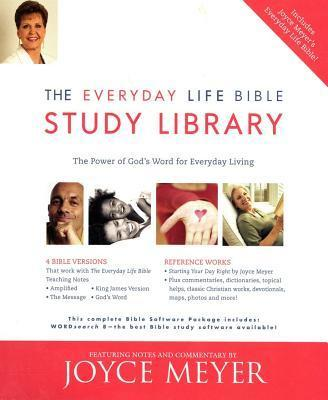 Joyce Meyer Everyday Life Bible Study Library Package: : Wordsearch