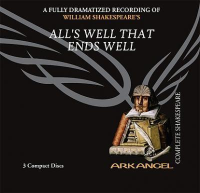 Alls Well That Ends Well William Shakespeare 9781932219029