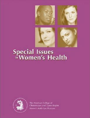 Special Issues in Women's Health