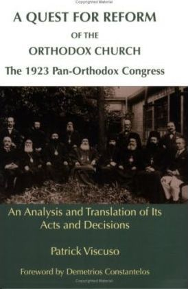 A Quest for Reform of the Orthodox Church