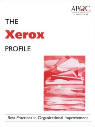 The Xerox Profile
