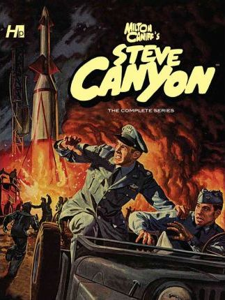 Steve Canyon: The Complete Series Volume 1