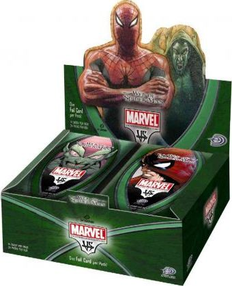 Marvel Tcg, Web of Spider-man Booster Pack