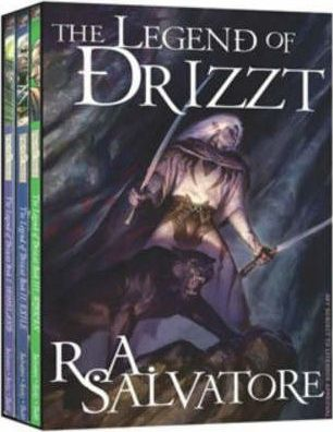 Forgotten Realms: Forgotten Realms: The Legend of Drizzt Legend of