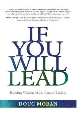 If You Will Lead