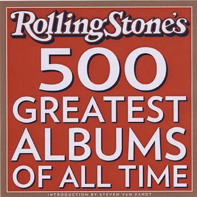 Rolling Stones 500 Greatest Albums of All Time