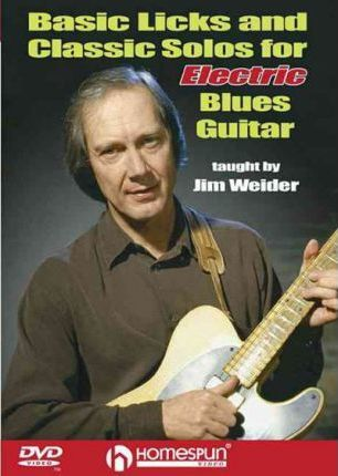 Basic Licks and Classic Solos for Electric Blues Guitar