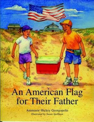 An American Flag for Their Father