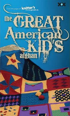 The Great American Kid's Afghan Cover Image