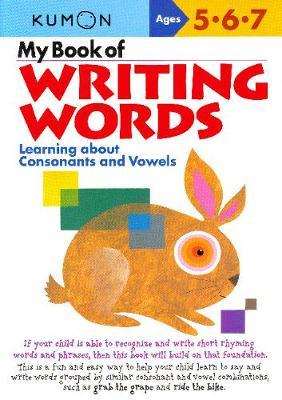 My Book of Writing Words: