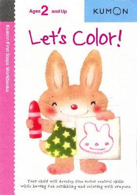 Let's Color Cover Image