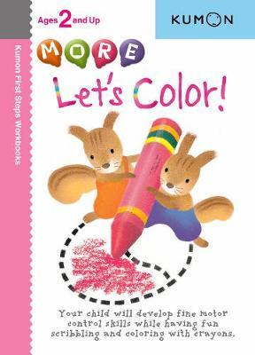 More Let's Color Cover Image