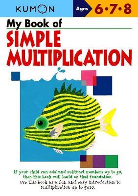 My Book of Simple Multiplication Cover Image