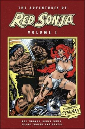 Adventures of Red Sonja: Featuring Conan Volume 1
