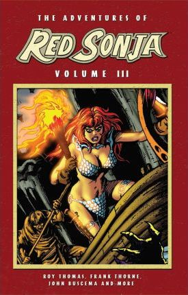 The Adventures of Red Sonja: v. 3