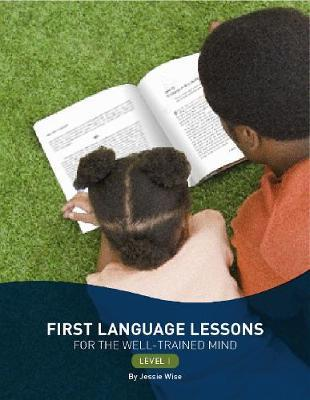 First Language Lessons Cover Image