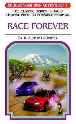 Race Forever Cover Image