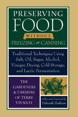 Preserving Food Without Freezing or Canning Cover Image