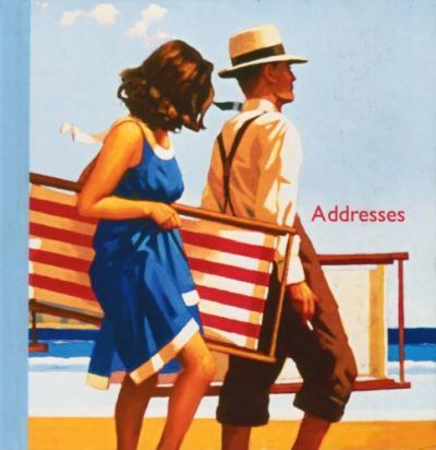 Jack Vettriano Address Book