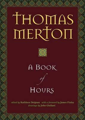 A Book of Hours Cover Image