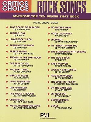 The Rock Songs
