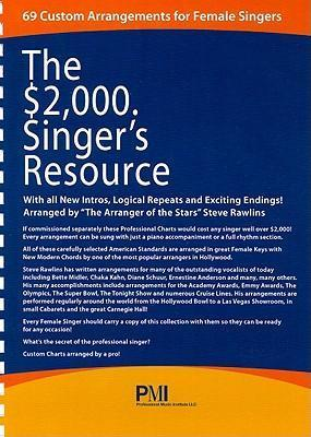 The $2,000. Singer's Resource