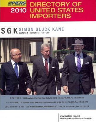 Directory of United States Importers