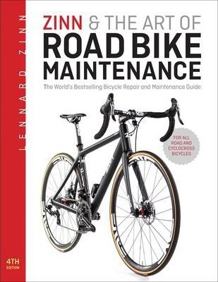zinn the art of road bike maintenance lennard zinn 9781934030981 rh bookdepository com Transit Repair Manual Transit Repair Manual
